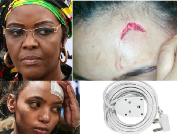 Grace Mugabe - no more diplomatic immunity