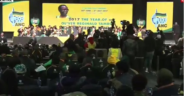 JUST OVER A YEAR BEFORE THE ANC IS KICKED OUT OF GOVERNANCE